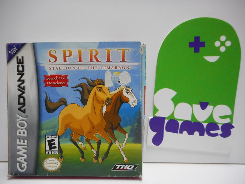 Spirit Stallion Of The Cimarron Save Games