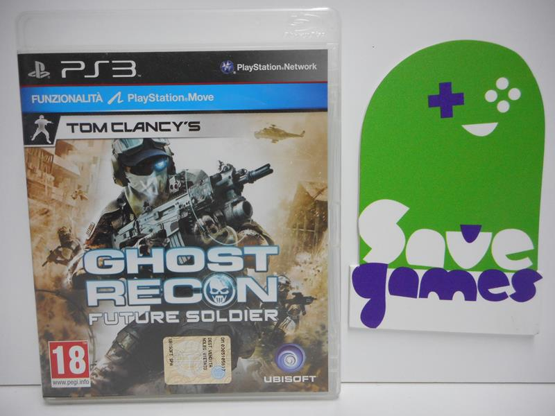 Ghost recon future soldier save game