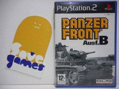 Panzer-Front-Ausf.B