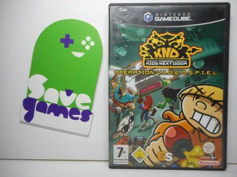 KND Codename Kids Next Door Operation V.I.D.E.O.S.P.I.E.L.
