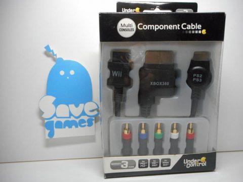 Multi Consoles Component Cable