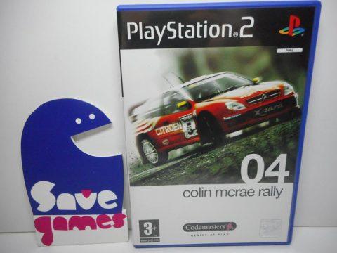 Colin McRae Rally 04-s