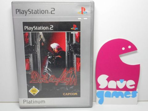 Devil May Cry Platinum-s