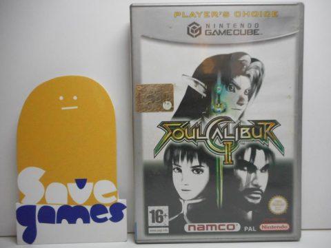 Soul Calibur II Player's Choice