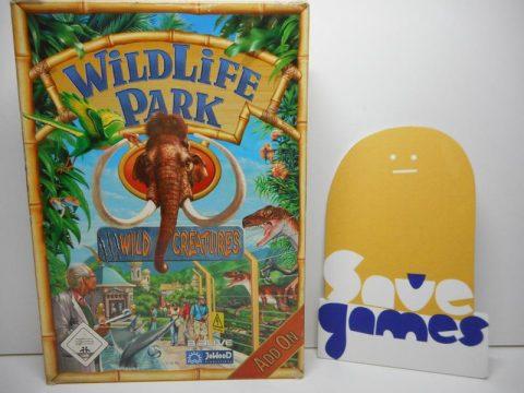 Wildlife Park Wild Creatures Add On-s