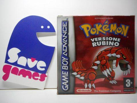 Pokemon Versione Rubino