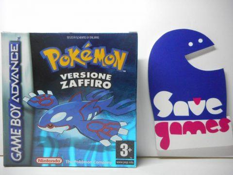 Pokemon Versione Zaffiro