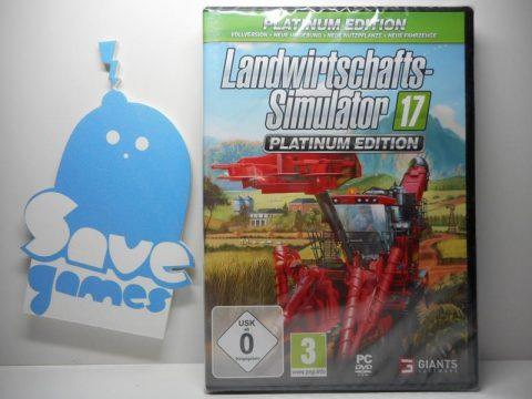 Landwirtschafts Simulator 17 Platinum Edition
