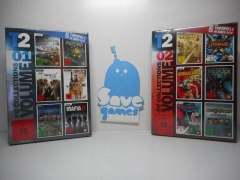 Take 2 Collection Vol.1&2 Bundle