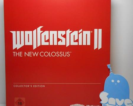 Wolfenstein II The New Colossus Collector's Edition PS4