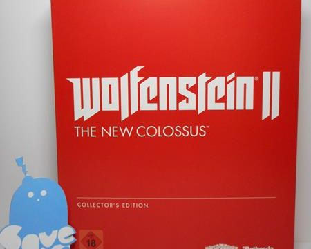 Wolfenstein II The New Colossus Collector's Edition XOne