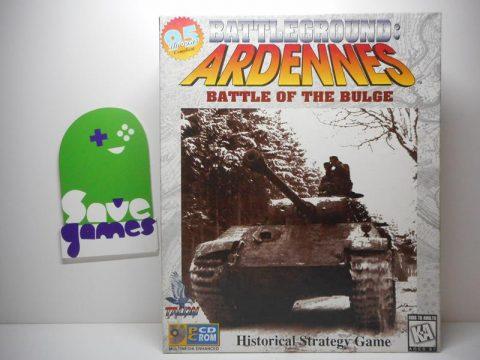 Battleground Ardennes Battle of The Bulge