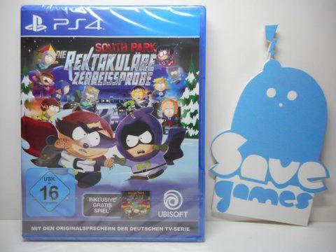 South Park Die Rektakuläre Zerreissprobe PS4