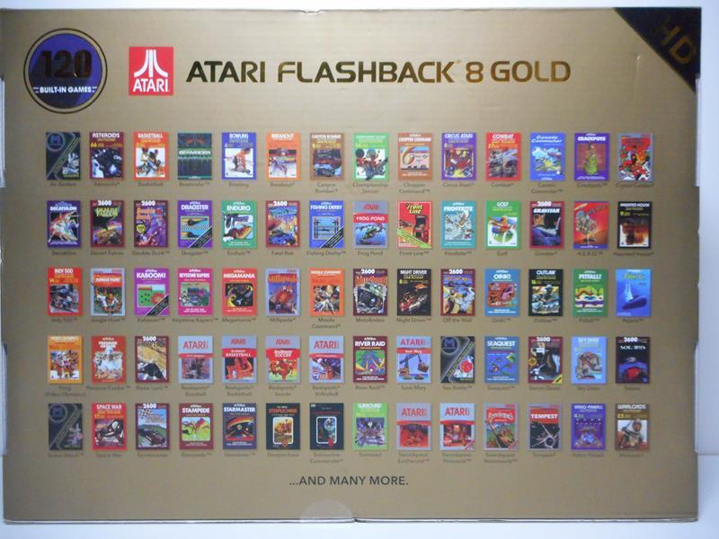 Atari Flashback 8 Gold Hd Save Games