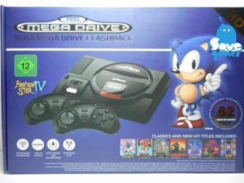 Sega Mega Drive Flashback HD-1
