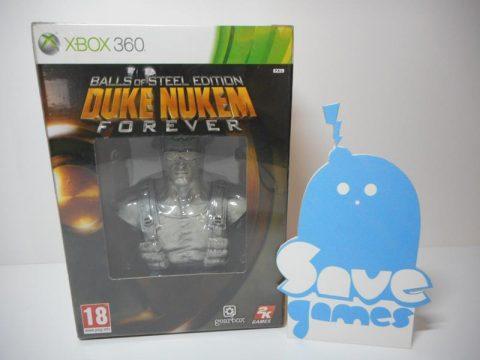 Duke Nukem Forever Balls of Steel Edition XBOX