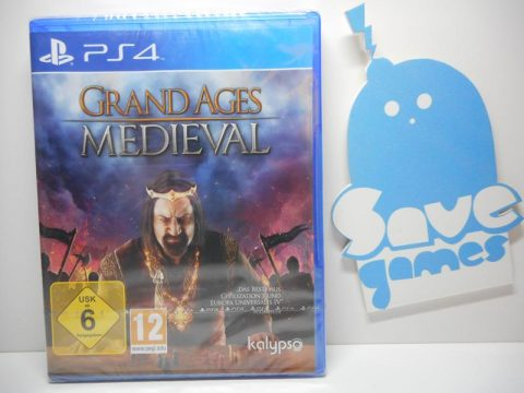 Grand Ages Medieval Day One Edition PS4