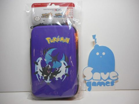 Pokemon Ultra Sun and Moon Hard Pouch