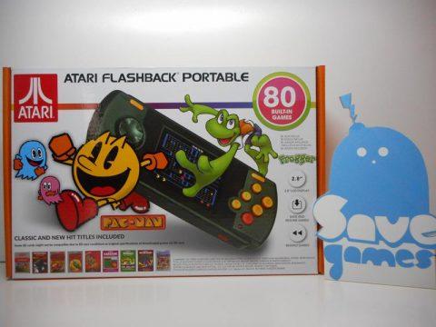 Atari Flashback Portable Console
