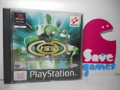 ISS International Superstar Soccer