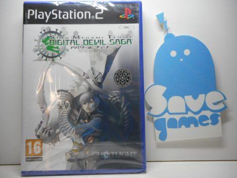 Shini Megami Tensei Digital Devil Saga