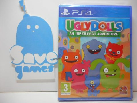 Ugly Dolls An Imperfect Adventure