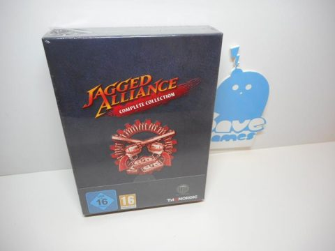 Jagged Alliance Complete Collection