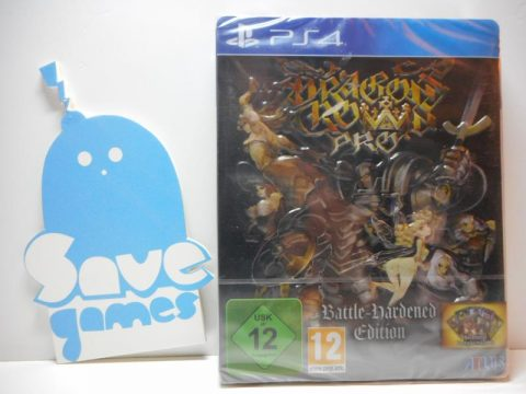 Dragon Crown Pro Battle Dardened Edition