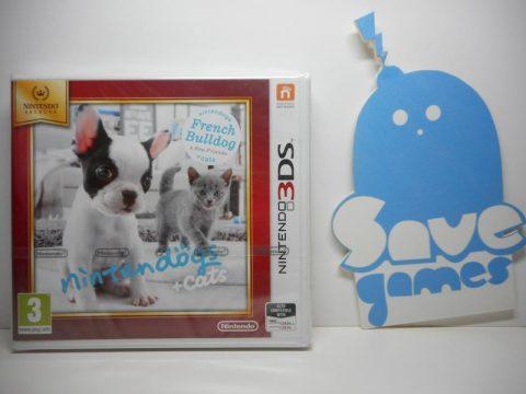 Nintendogs Cats French Bulldog