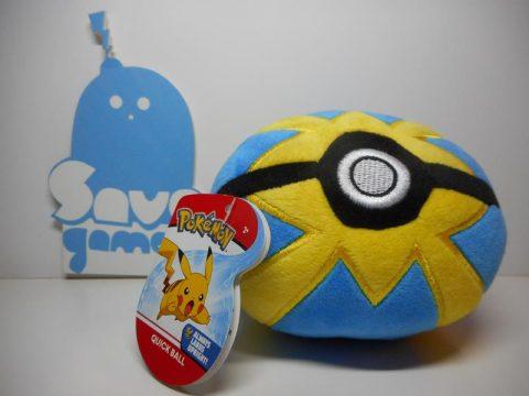 Pokemon Quick Ball Yellow