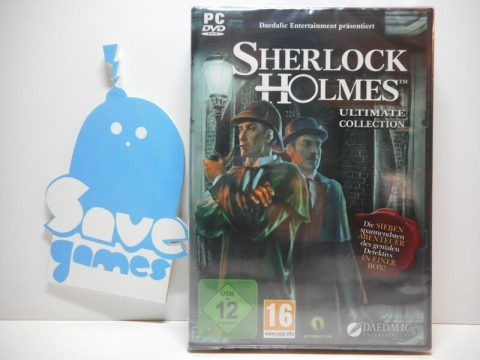 Sherlock Holmes Ultimate Collection
