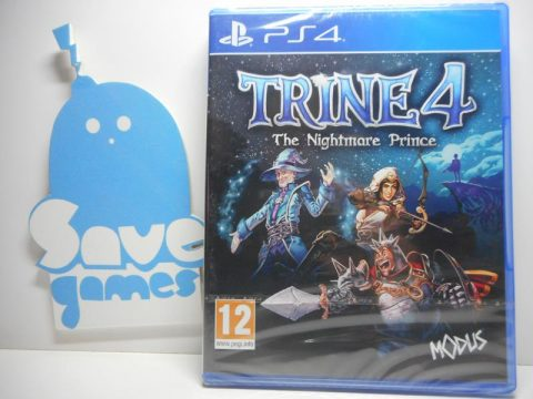 Trine The Nightmare Prince