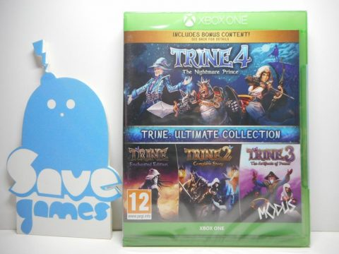 Trine Ultimate Collection Xbox One