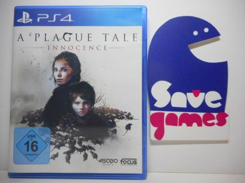 A Plague Tale PS4
