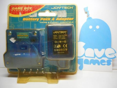 Battery Pack Adaptor Game Boy