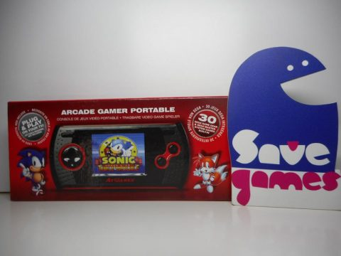 Sega Master System Arcade Game Portable
