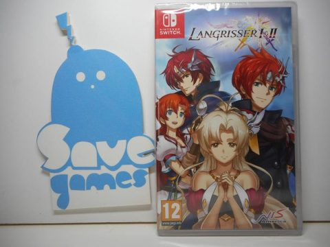 Langrisser I & II Switch