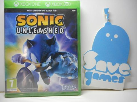 Sonic Unleashed Xbox One