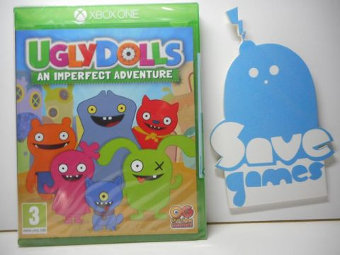 Ugly Dolls An Imperfect Adventure Xbox One