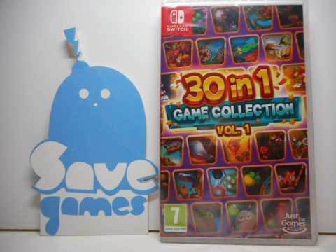 30 in 1 Game Collection Vol. 1 Switch