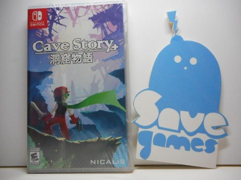 Cave Story Switch