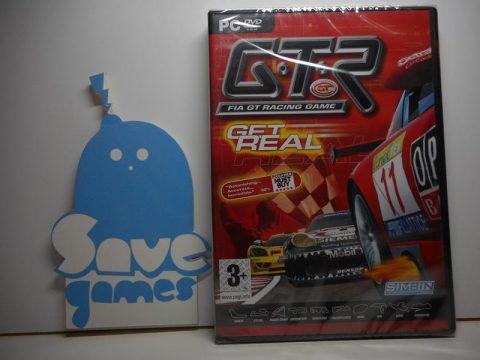 GTR FIA GT Racing Game PC