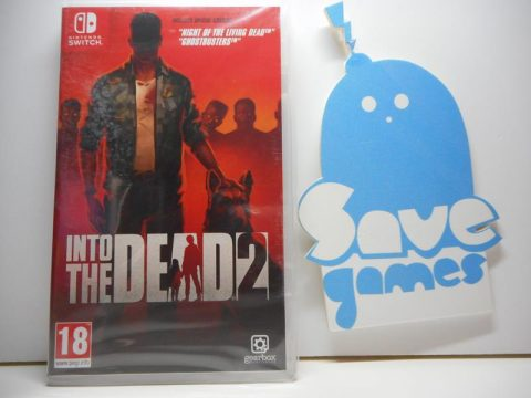 Into The Dead 2 Switch