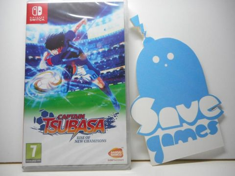 Captain Tsubasa Rise Of The New Champions Switch