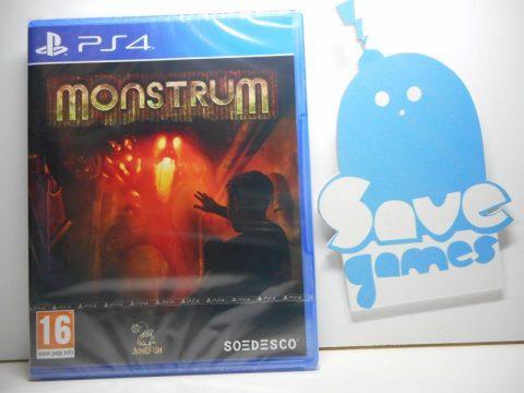 Monstrum PS4