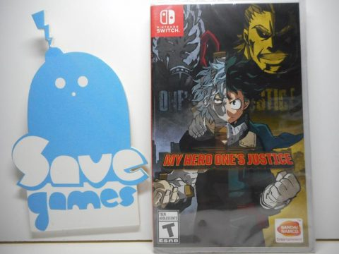My Hero Ones Justice Switch