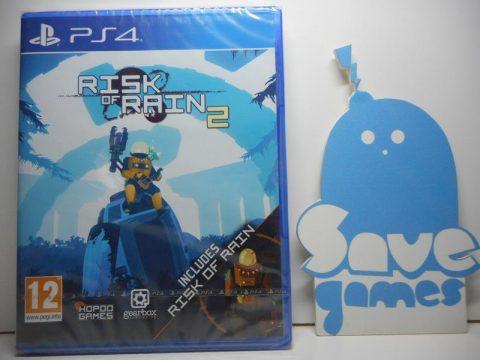 Risk Of Rain 1 e 2 PS4